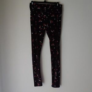So brand super soft heart leggings